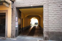 Biella Via Italia Autorimessa