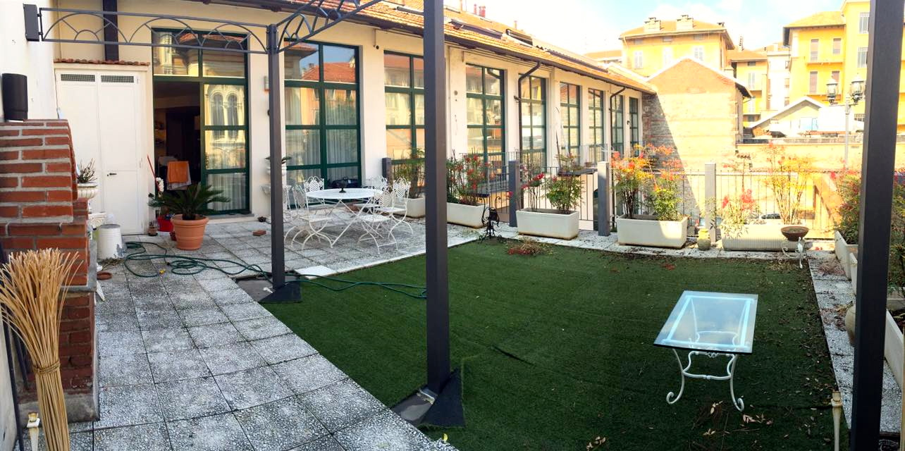 Biella Via Garibaldi Appartamento con Terrazzo - Mosca ...
