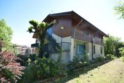 Biella Via Golzio Villa Indipendente in Vendita