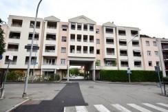 Biella Via S. Eusebio alloggio in affitto con giardino