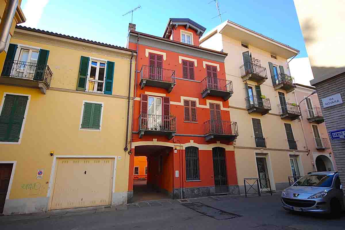 Biella Via Orfanotrofio Bilocale in Vendita