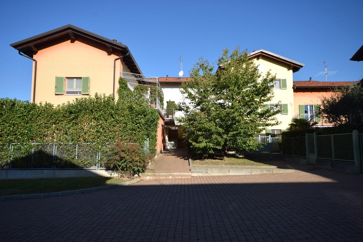 Valdengo Appartamento con giardino in vendita