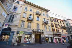 Biella Via Italia Ultimo piano in vendita