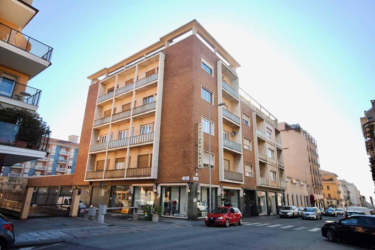 Biella Via Torino angolo Via Rossi Attico in Vendita