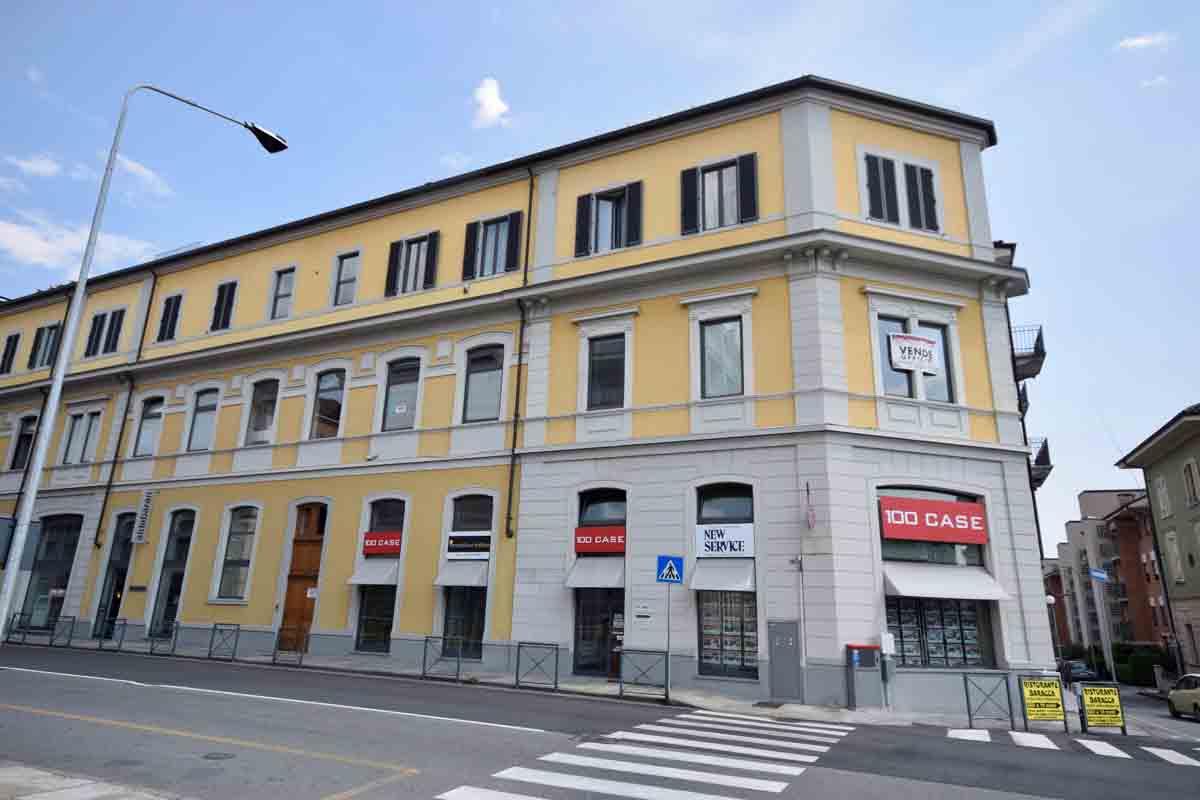 Biella Via Tripoli Ufficio In Vendita