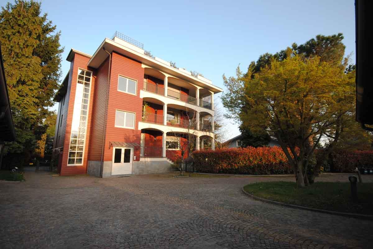 Vandorno Residenza Altitudine 500 Appartamento con giardino