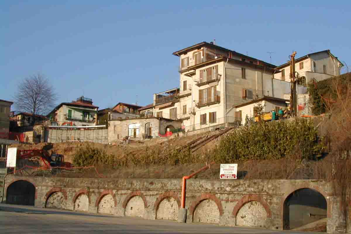 Biella Piazzo Occasione Box auto In Vendita