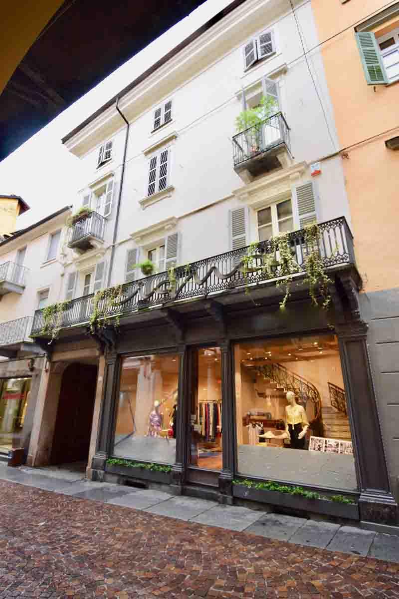 Biella Via Italia Negozio in Affitto