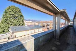 Biella Via Torino Attico da Ristrutturare In Vendita