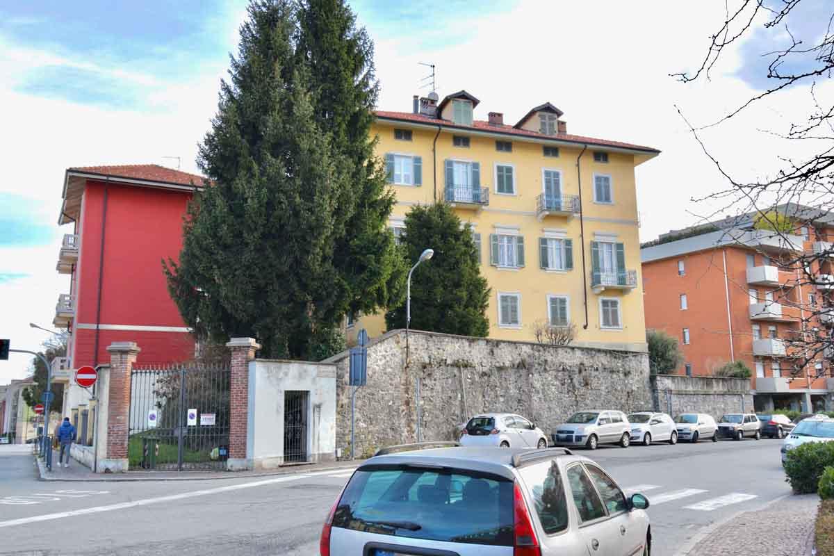 Biella Via Delleani Alloggi in vendita