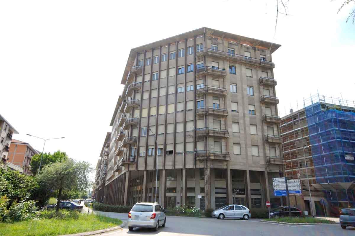 Biella Piazza San Paolo Ultimo Piano In Vendita