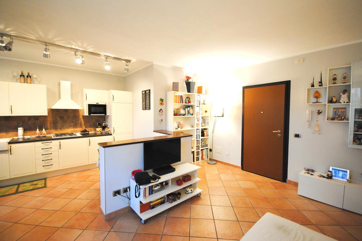 Biella Strada Novella Appartamento con giardino
