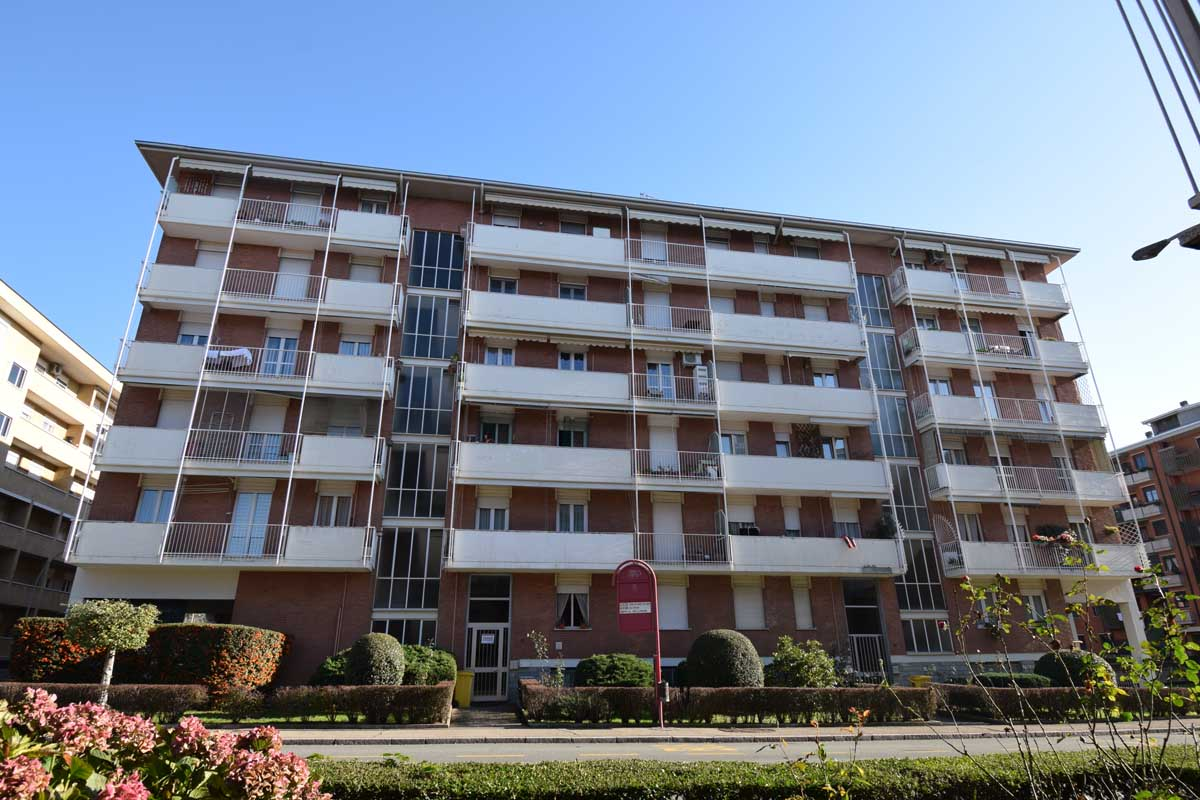 Biella Via Rosmini Alloggio in vendita