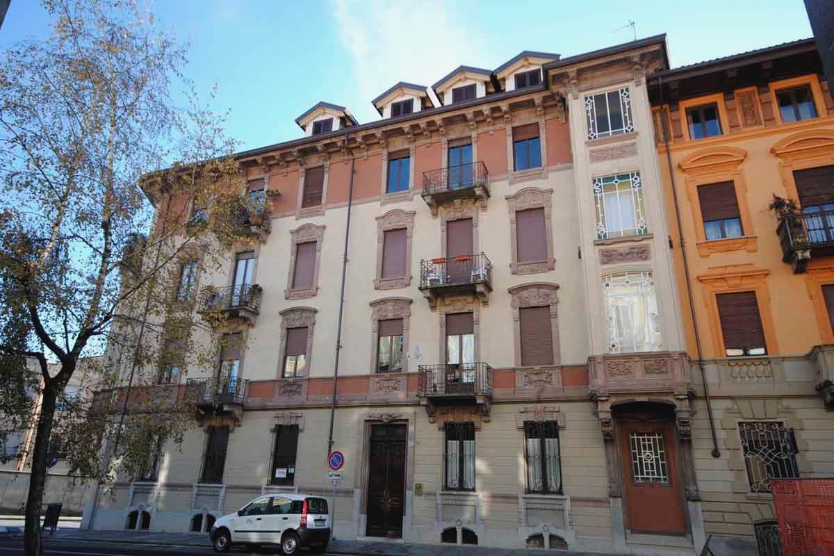 Biella Viale C. Battisti Appartamento A Reddito in Vendita
