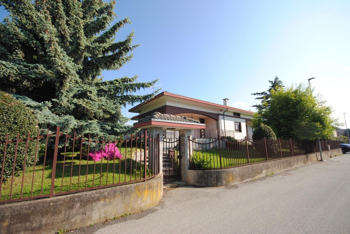 Occhieppo Superiore Villa In Vendita