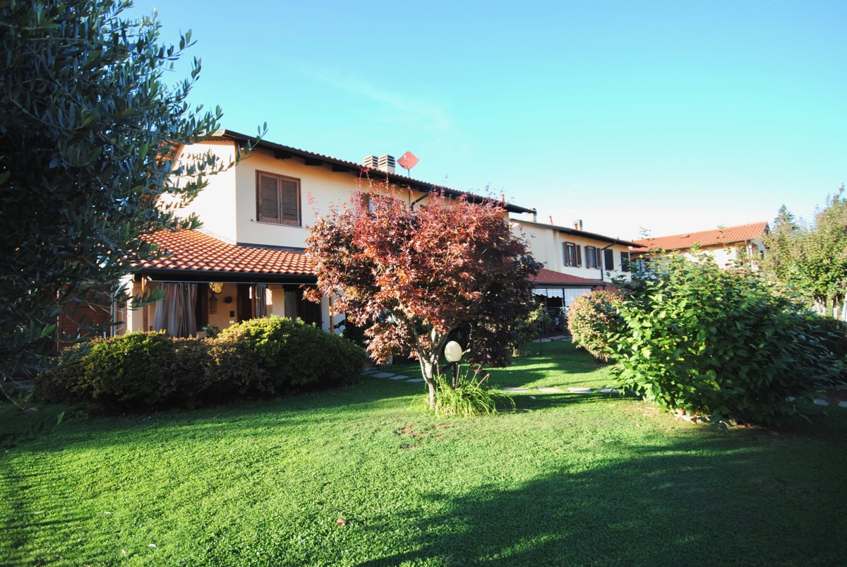 Occhieppo Superiore Via Graglia Villa in Vendita