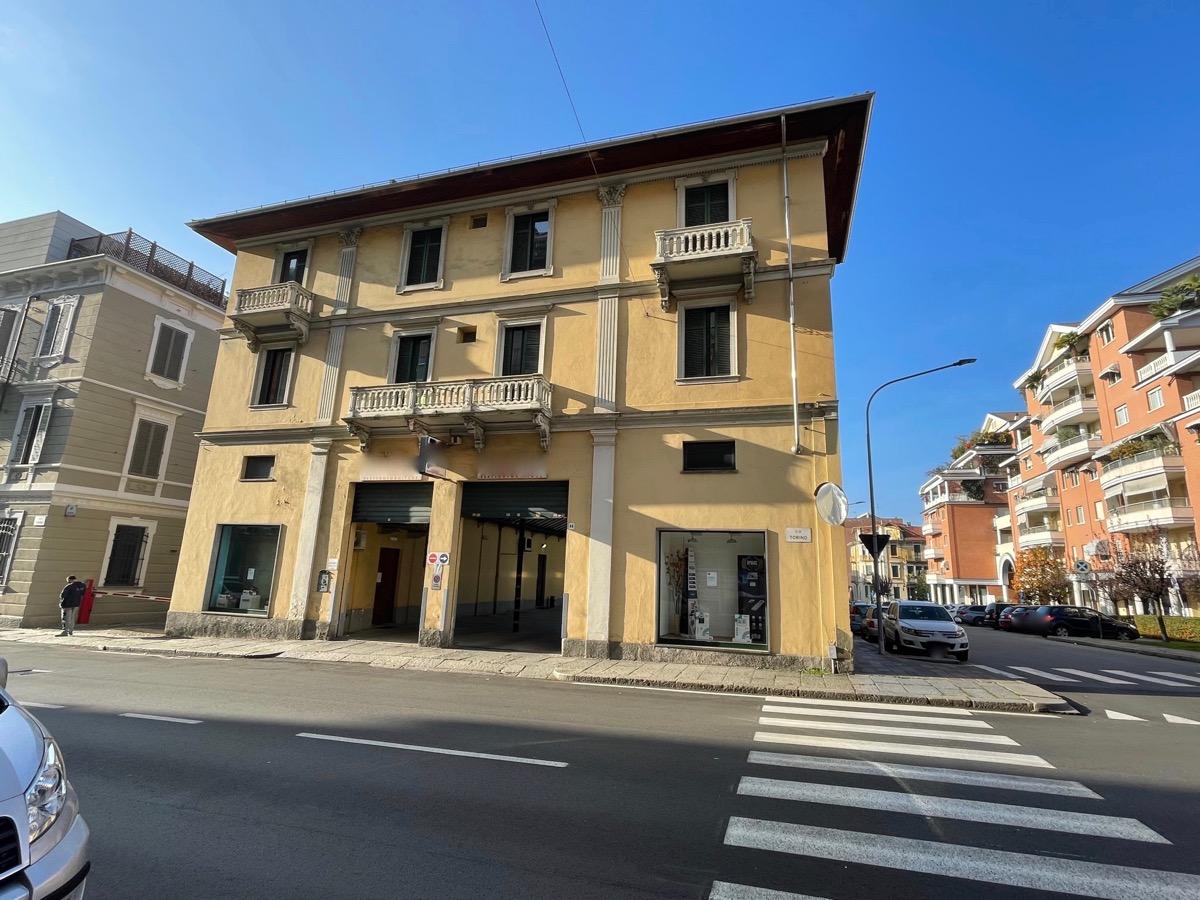 Biella Via Torino Intero Stabile In Vendita
