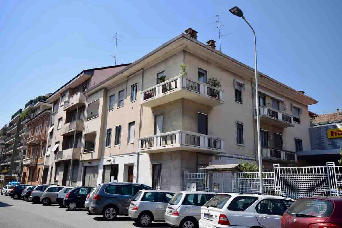 Biella Via Trento Ultimo Piano In Vendita