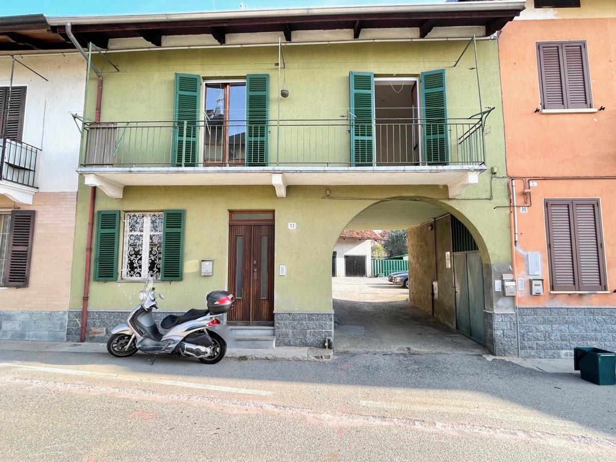 Savagnasco Via F.lli Cairoli Casa In Vendita