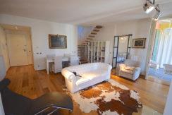 Biella Via Italia Alloggio in Affitto Arredato Con terrazzo