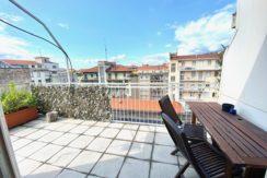 Biella Attico in affitto Arredato con terrazzo